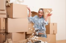 Tips for a Less Expensive Moving